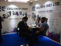 Celltech (HK) Limited  Booth]
